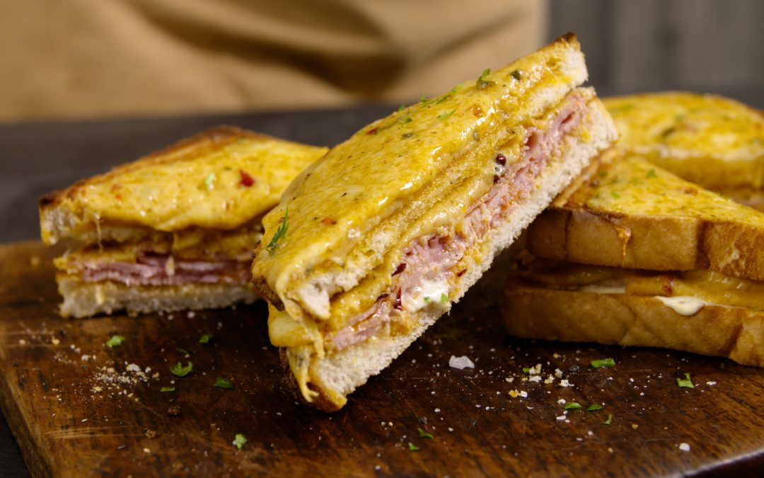 MEXICANA® SPICY CROQUE MONSIEUR