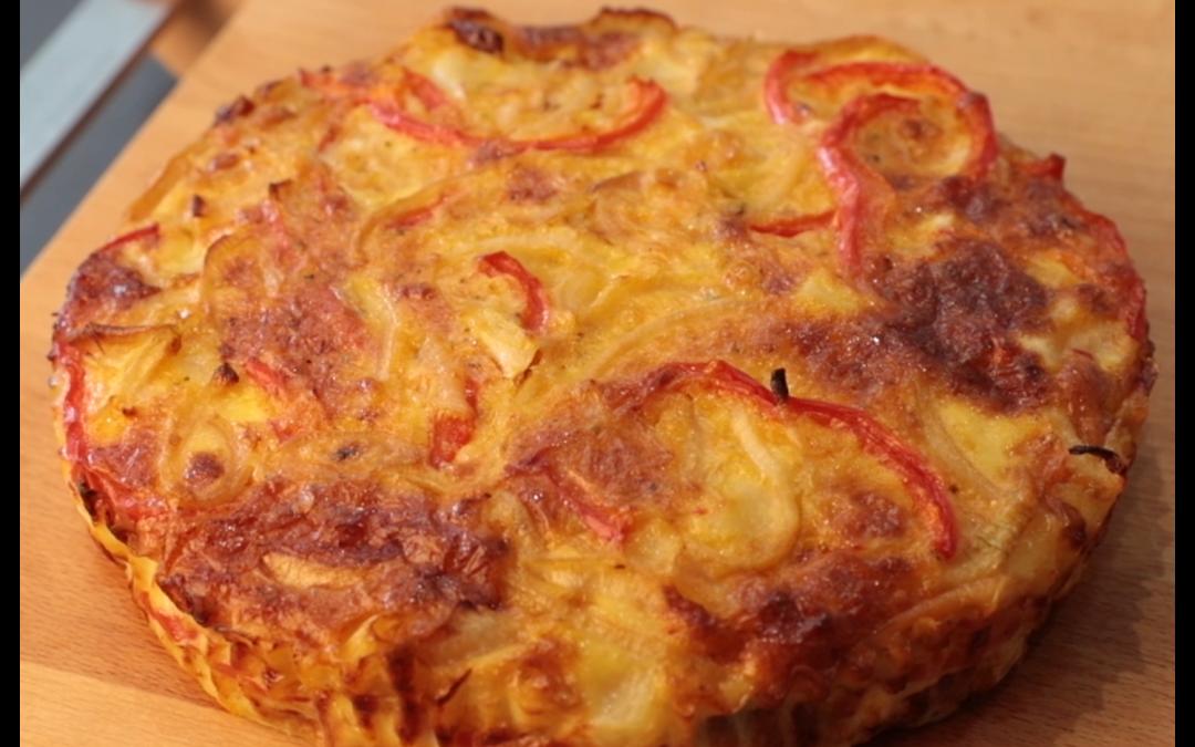 Baked Mexicana® Frittata