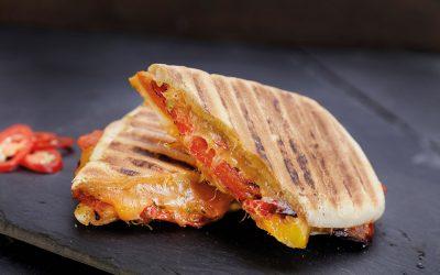 Roasted Vegetable Mexicana® Panini