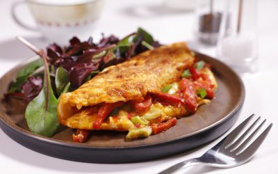 High Protein Mexicana® Omelette
